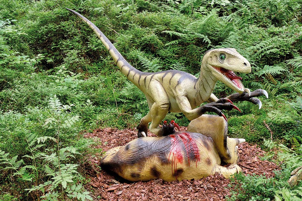 the history and extinction of the deinonychus creatures In biology, extinction is the termination of an organism or of a group of organisms (), normally a speciesthe moment of extinction is generally considered to be the death of the last individual of the species, although the capacity to breed and recover may have been lost before this point.